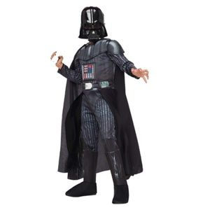 NEW Star Wars Darth Vader Child Costume with Mask